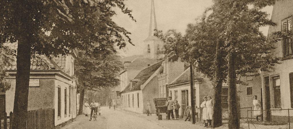 geschiedenis van Schouten Schoenen - Dorpsstraat Noordwijkerhout