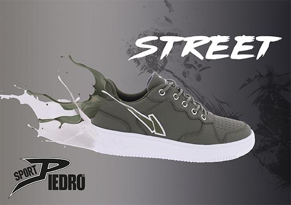 Piedro Sport sneaker Street